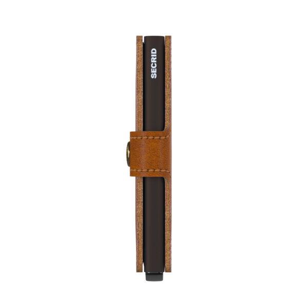 M-Secrid Miniwallet - Cognac | Gate 36 Hobro