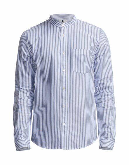 NN07 – Eske Skjorte 5910 Blue Stripe