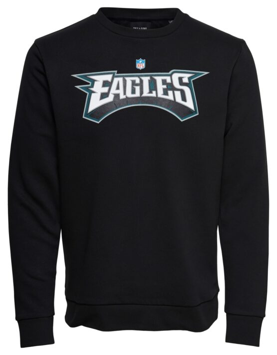 Only & Sons Sweat- NFL Eagles | Gate 36 Hobro | Herretøj