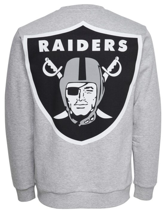 Only & Sons Sweat- NFL Raiders | Gate 36 Hobro | Herretøj