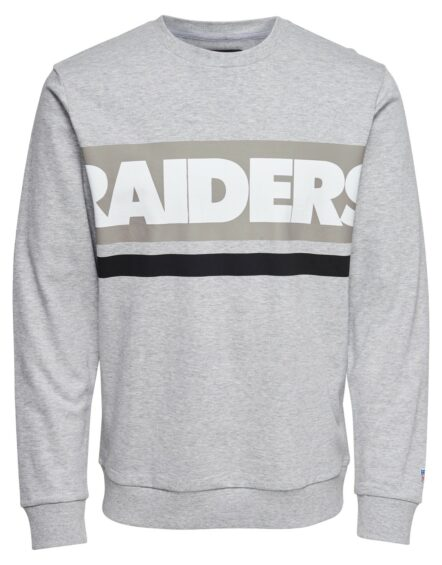 Only & Sons Sweat- NFL Raiders