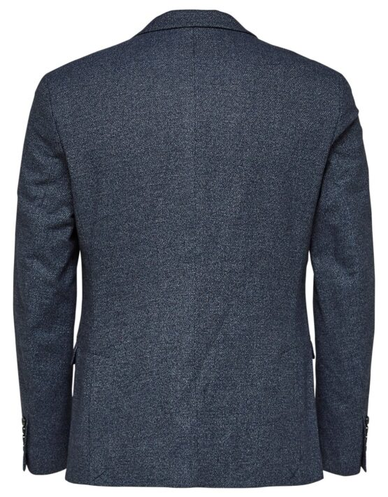 Selected - Slim-Tribe Blazer Blue | Gate 36 Hobro| Herretøj