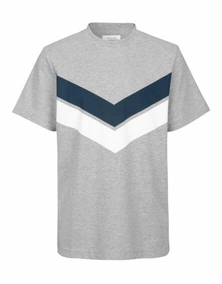 Samsøe Samsøe T-shirt Aldu 10831 Grey