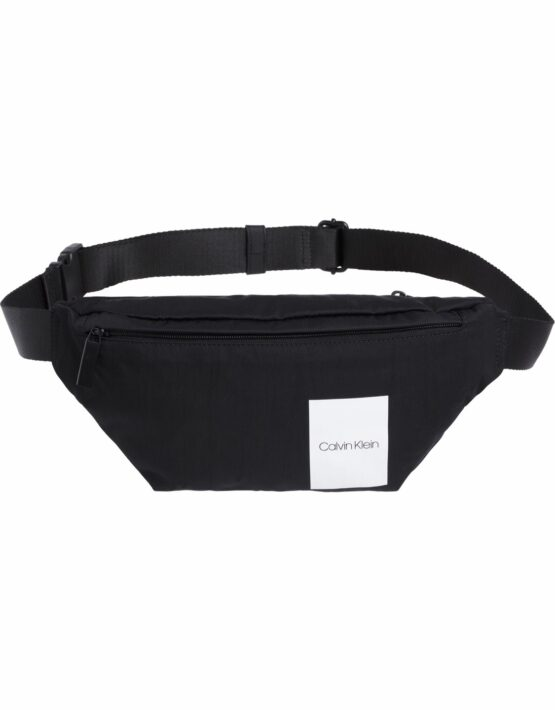 Calvin Klein Item Stort Waist Bag Black