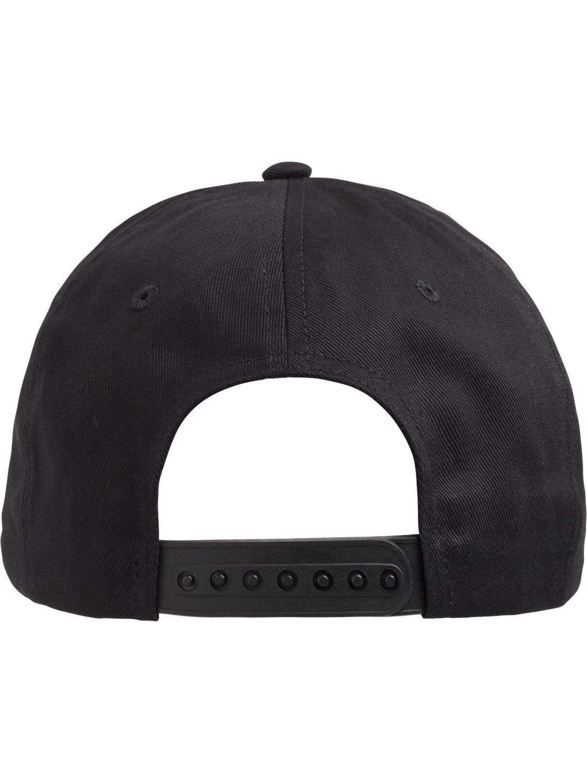 K50K504562 Calvin Klein Badge Cap Black | GATE36 Hobro