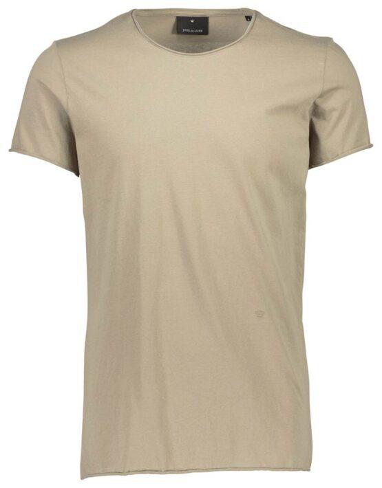 JUNK de LUXE Kim T-shirt Dark Sand