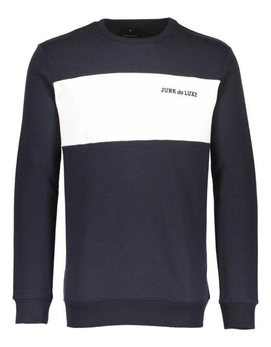 JUNK de LUXE Luvas sweatshirt navy