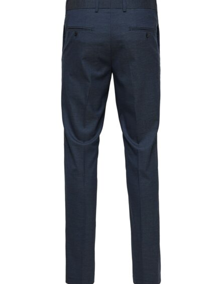 SELECTED SLIM-MATHNOHR BUKSER - Dark Blue 3052833 | GATE36 HOBRO