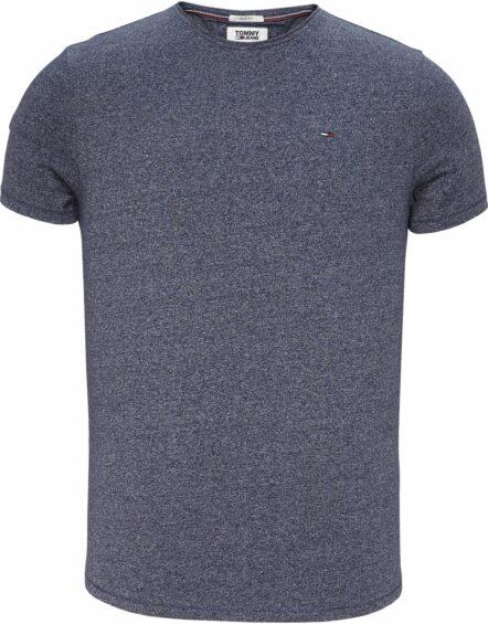 TOMMY JEANS Jaspe T-shirt Navy