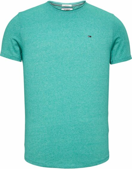 TOMMY JEANS Jaspe T-shirt Green