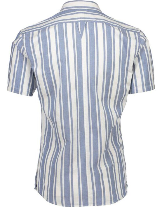 Junk de Luxe Pim shirt Wash indigo | GATE36 Hobro