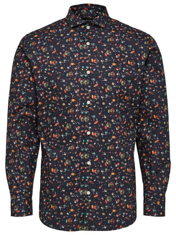 Selected skjorte 16066736   GATE36 Hobro