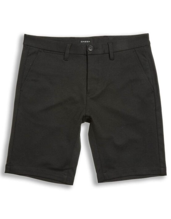 GABBA Jason Chino Shorts Black