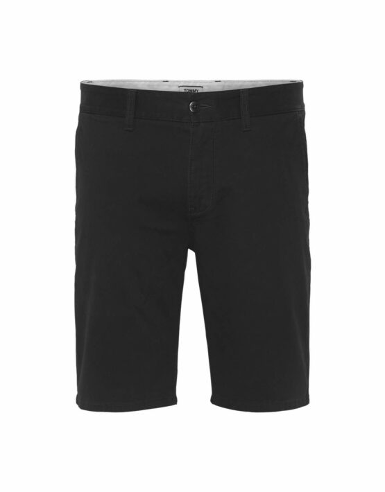 Tommy Hilfiger – Chino Shorts Black