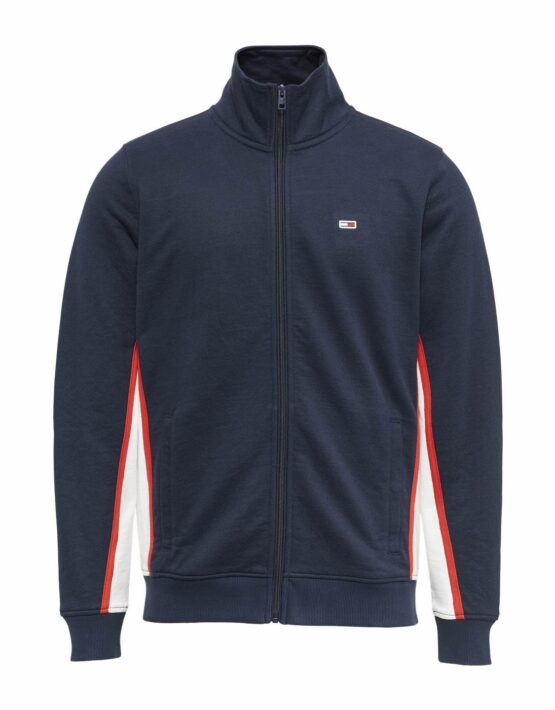 TOMMY JEANS – Track Jacket Navy