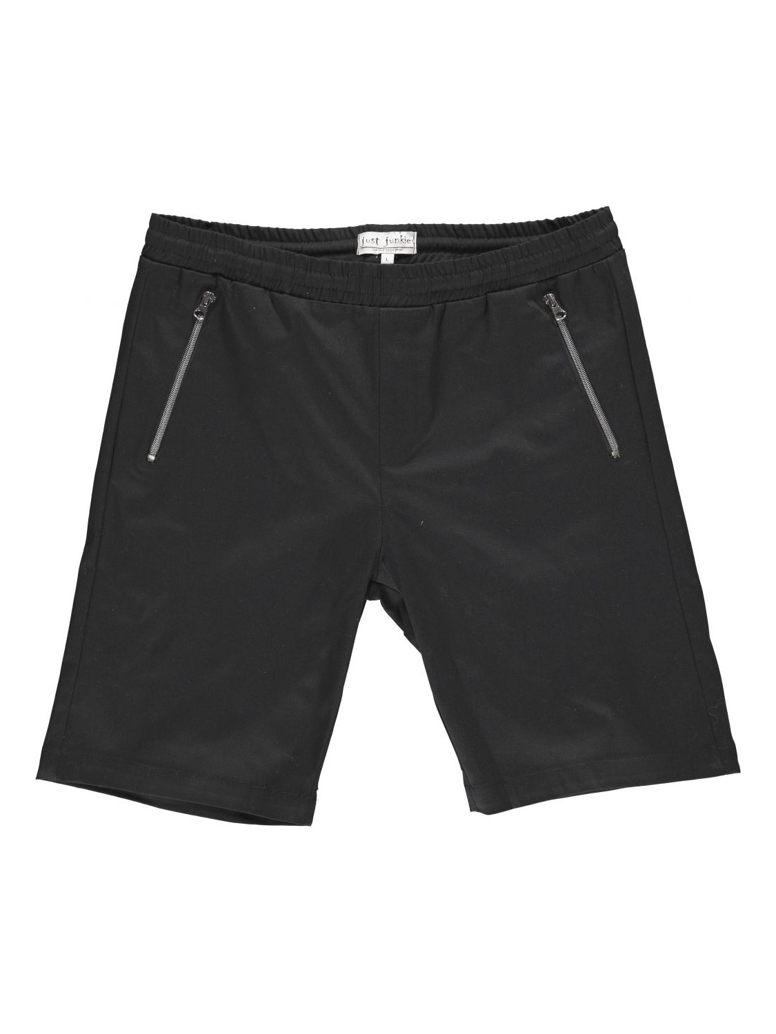 Just Junkies Flex 2.0 Shorts Black | GATE36 Hobro