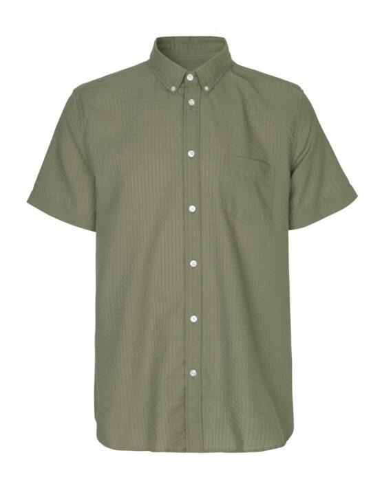 Samsøe Samsøe Skjorte – Vento BA 10925 Lichen Green