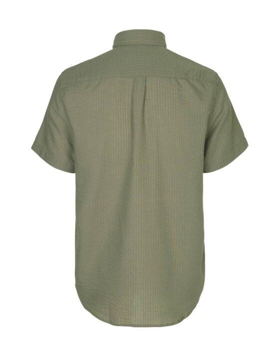 Vento ba shirt 10925 - Deep lichen green | GATE36 HOBRO