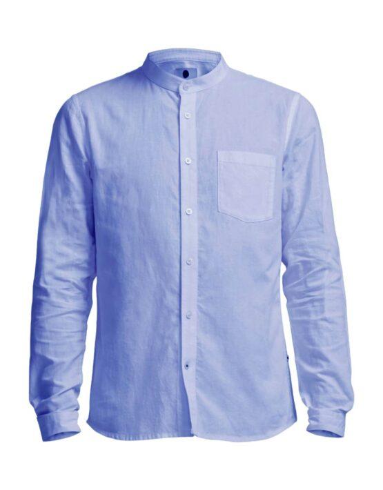 NN07 Skjorte Devon 5092 Blå