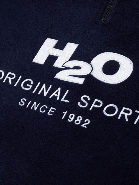 H2O Fleece Navy | GATE36 Hobro