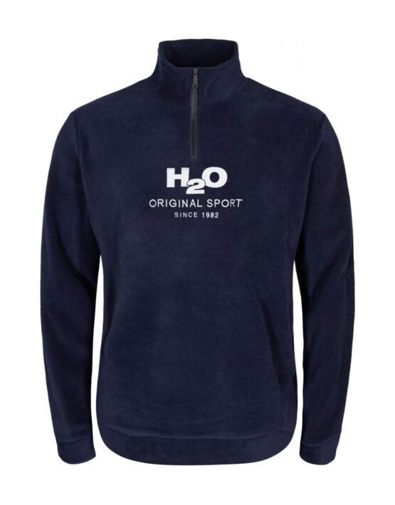 H2O Blåvand Fleece Half Zip Navy