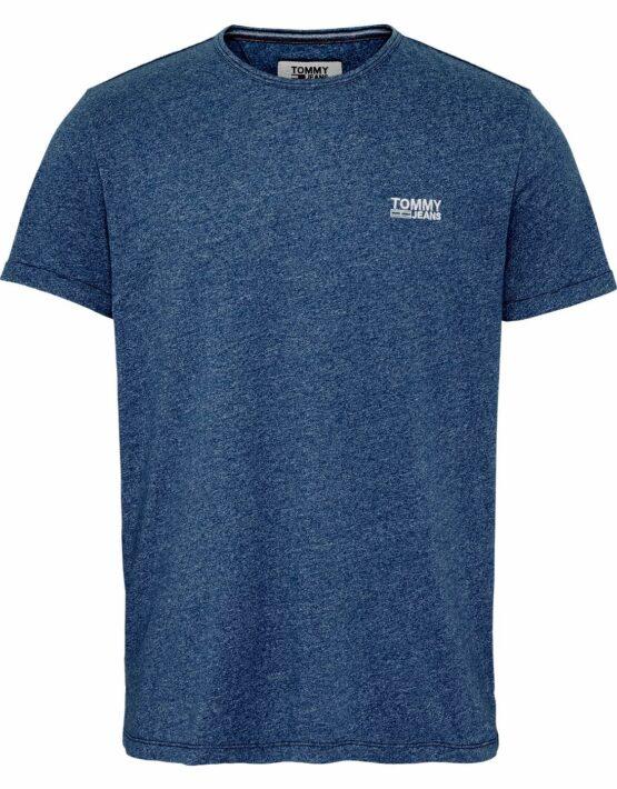 Tommy Hilfiger T-shirt Jaspe Black Iris