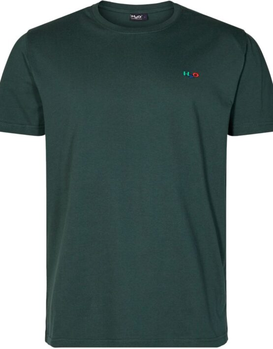 H2O Lind T-Shirt Dark Green