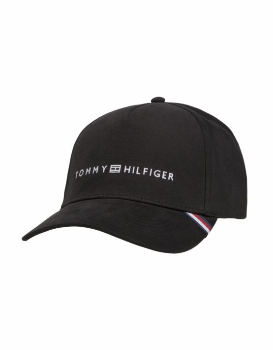 Tommy Hilfiger – Uptown Cap Black