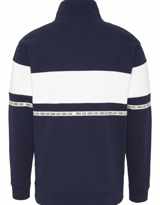 TOMMY HILFIGER Mock Neck Sweat | GATE36 HOBRO