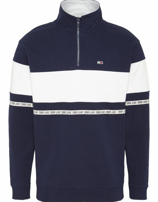 TOMMY HILFIGER Mock Neck Sweat
