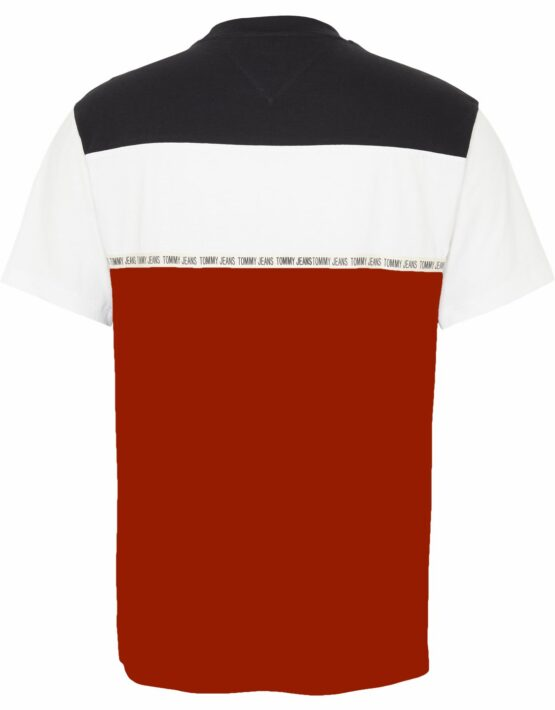 Tommy Hilfiger T-shirt Colorblocked 667 | GATE36 HOBRO