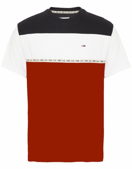 Tommy Hilfiger T-shirt Colorblocked 667