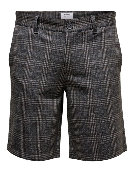 ONLY & SONS – Mark Shorts Check GW5155