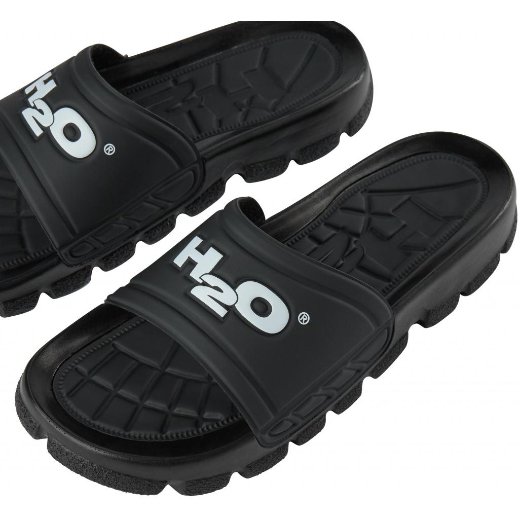 H2O Badesandal - Trek Sandal Black/White   Gate 36 Hobro