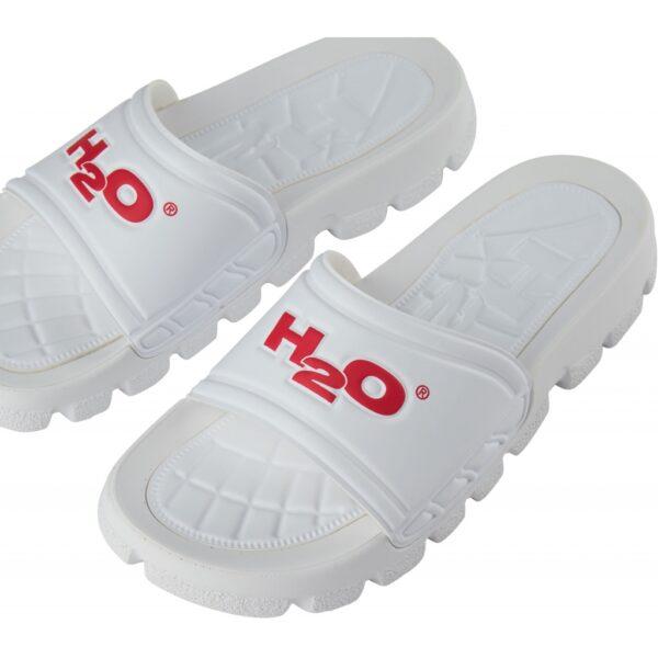 H2O Badesandal - Trek Sandal White/Red | Gate 36 Hobro