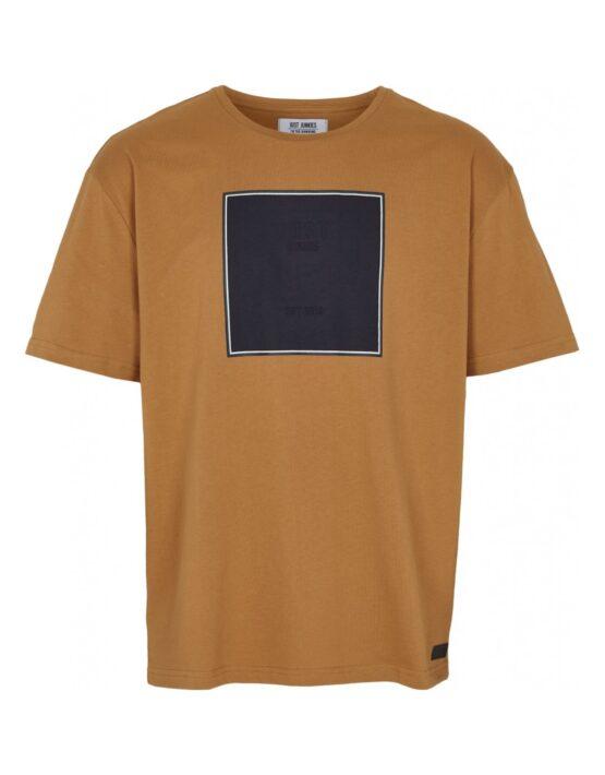 Just Junkies – T-shirt JJ1402 MINDO – CAMEL