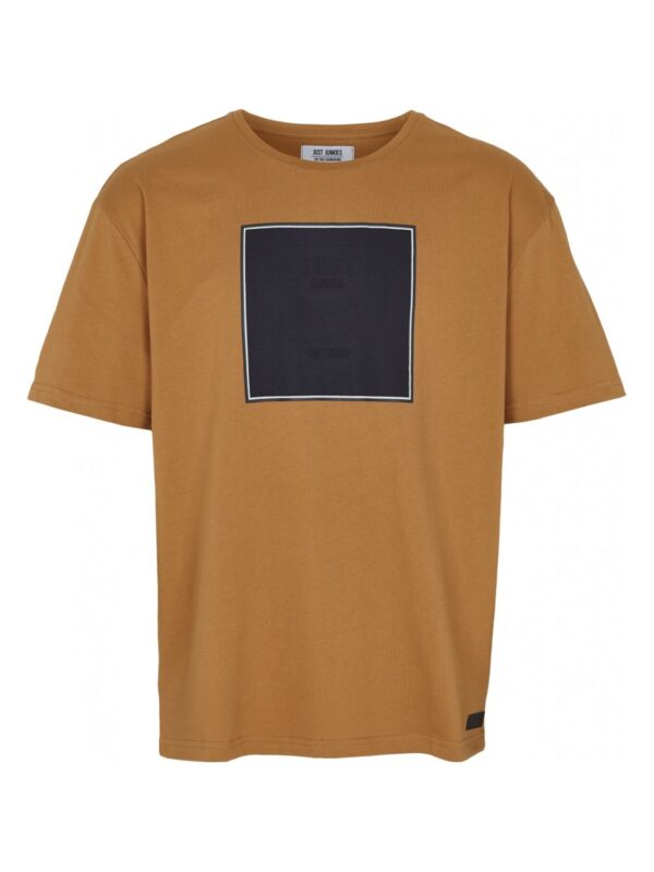 Just Junkies - T-shirt JJ1402 MINDO - CAMEL | GATE36 Hobro