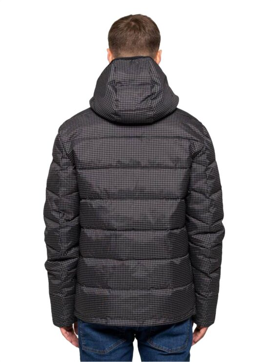 RVLT - Jacket 7647 Puffer Black | GATE36 Hobro