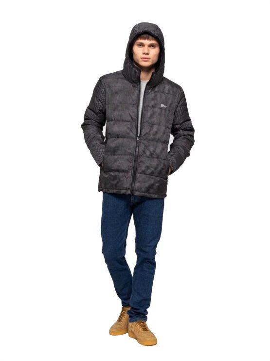 RVLT - Jacket 7647 Puffer Black | GATE36 Hobro