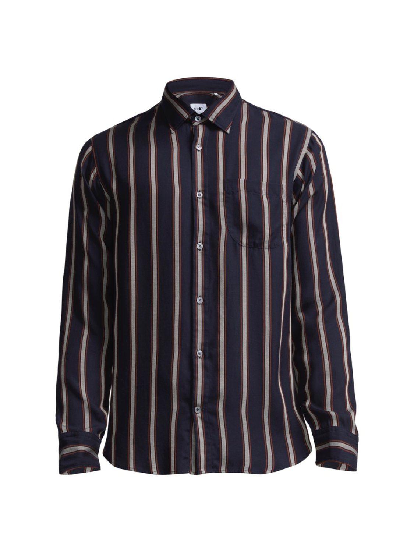 NN07 Skjorte Errico pocket multi | GATE36 Hobro
