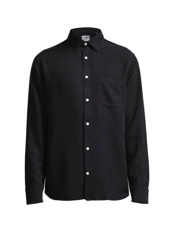 NN07 Skjorte Errico pocket sort | GATE36 Hobro