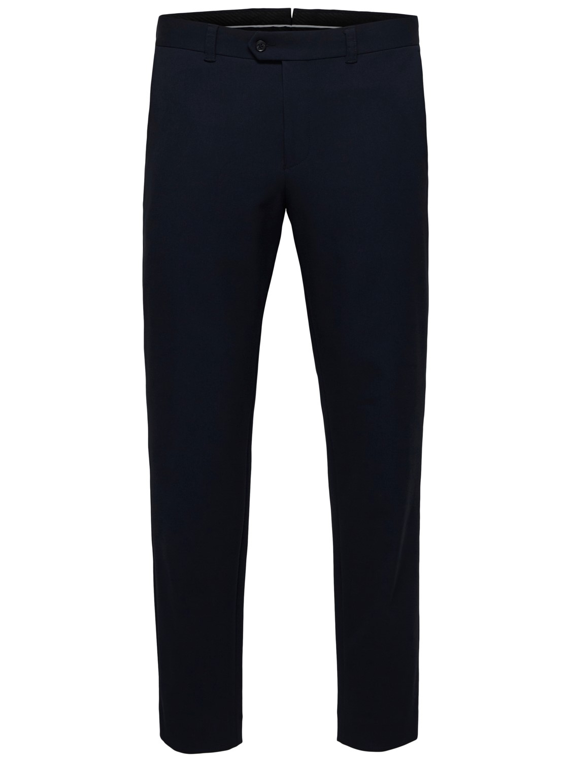 SELECTED Slimfit Bukser Navy | GATE36 Hobro