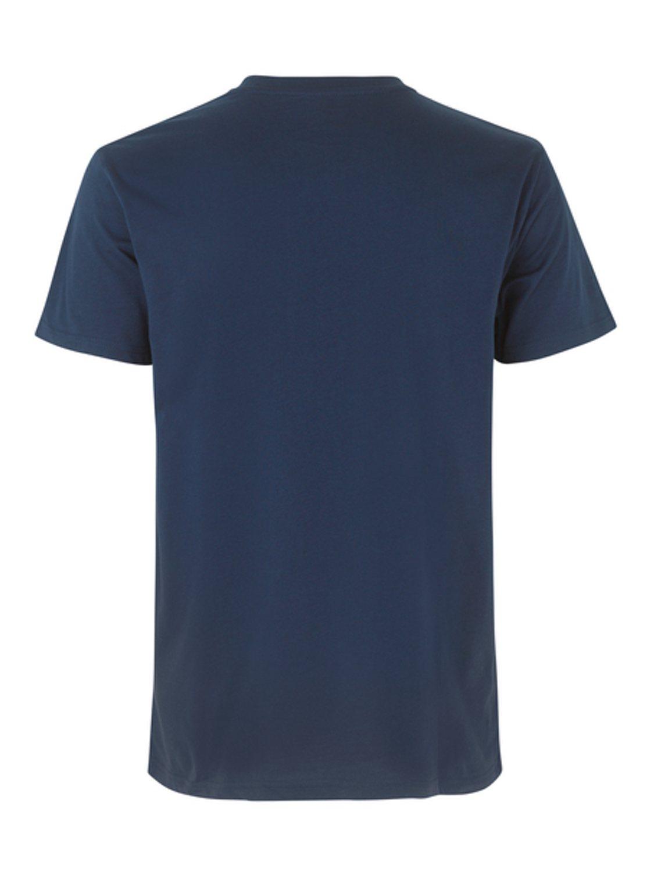 Mads Nørgaard T-shirt Navy | GATE36 Hobro