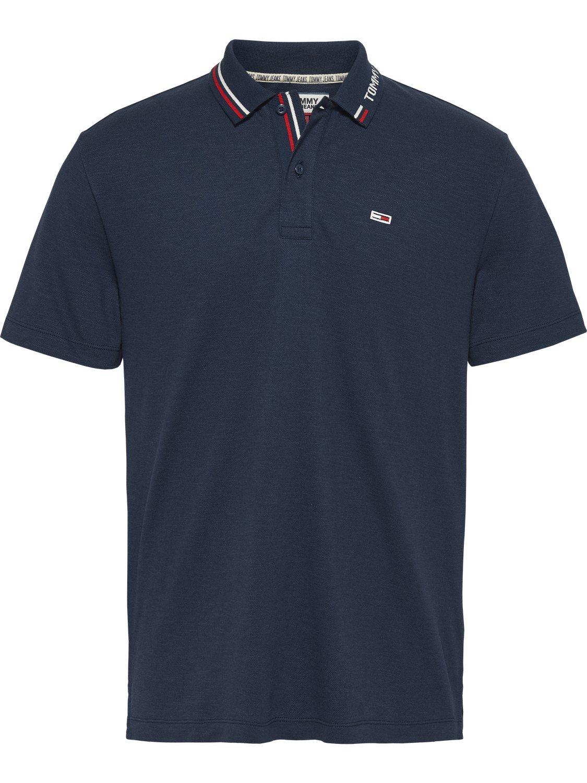 TOMMY HILFIGER - Polo T-shirt Twilight Navy | GATE 36 Hobro