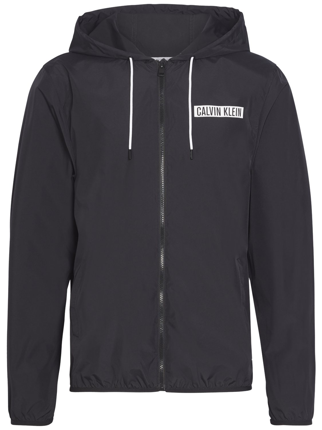 CALVIN KLEIN - WINDBREAKER BLACK | Gate36 Hobro