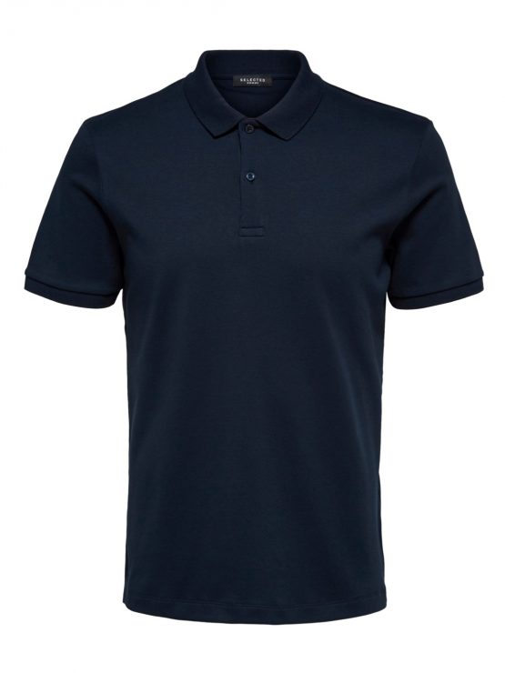 Selected - Slhparis polo navy | Gate36 Hobro
