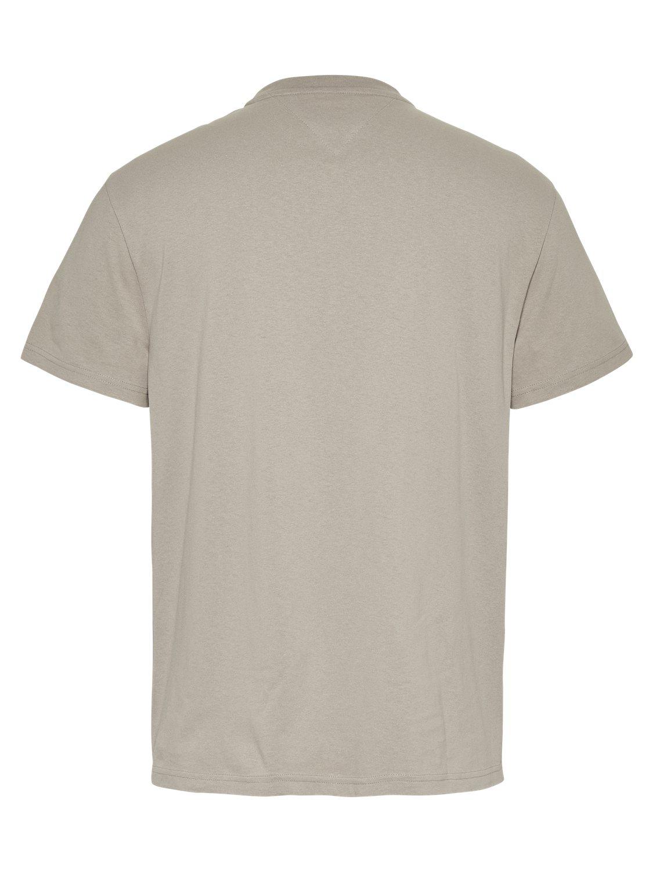 TOMMY HILFIGER - T-shirt Small Logo Stone | GATE 36 Hobro
