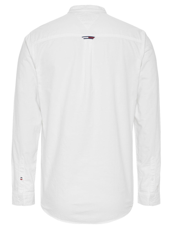 TOMMY HILFIGER - Skjorte Mao Oxford Hvid | GATE 36 Hobro