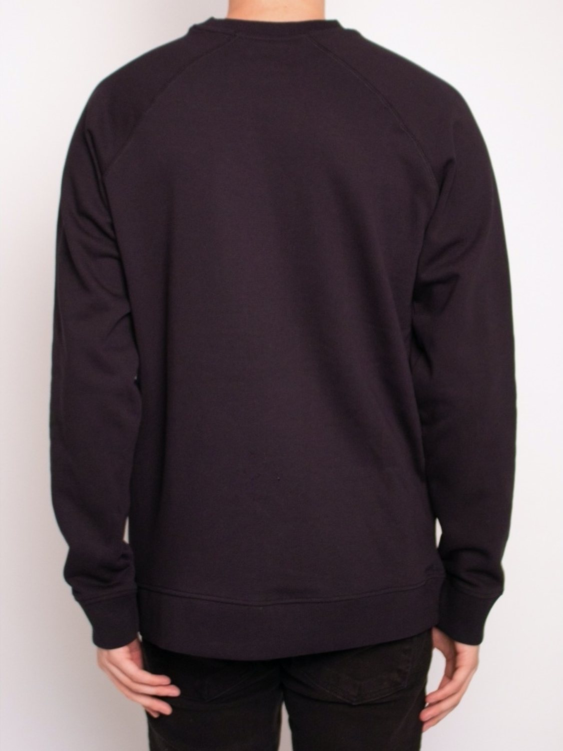 DENIM PROJECT - Sweatshirt Black Logo | GATE 36 Hobro