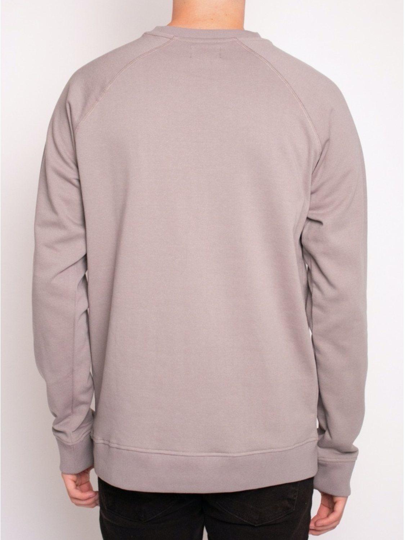 DENIM PROJECT - Sweatshirt Grey Logo   GATE 36 Hobro